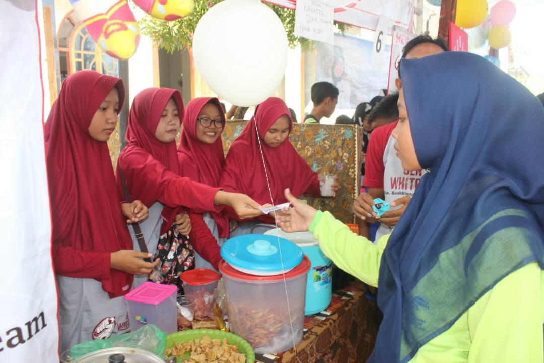 Bazar PC LDII Banteng Putih