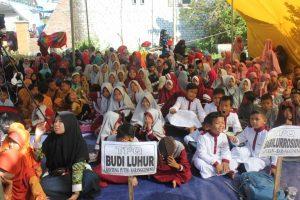 Festival Anak Sholeh PC LDII Banteng Putih